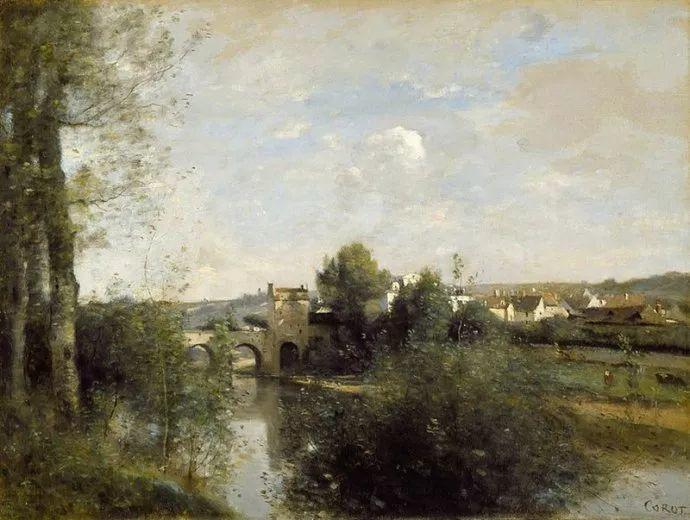 No.42 柯罗 | 法国19世纪最杰出的风景画家插图123