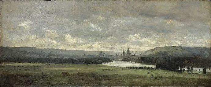 No.42 柯罗 | 法国19世纪最杰出的风景画家插图125