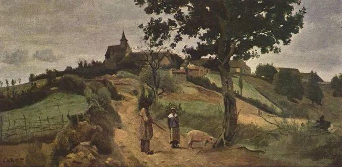 No.42 柯罗 | 法国19世纪最杰出的风景画家插图127