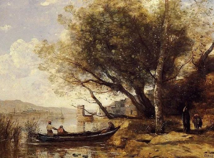 No.42 柯罗 | 法国19世纪最杰出的风景画家插图129
