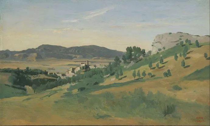 No.42 柯罗 | 法国19世纪最杰出的风景画家插图131