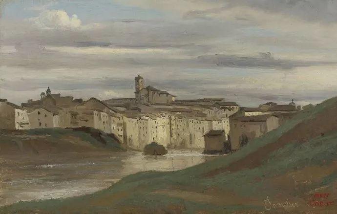 No.42 柯罗 | 法国19世纪最杰出的风景画家插图133