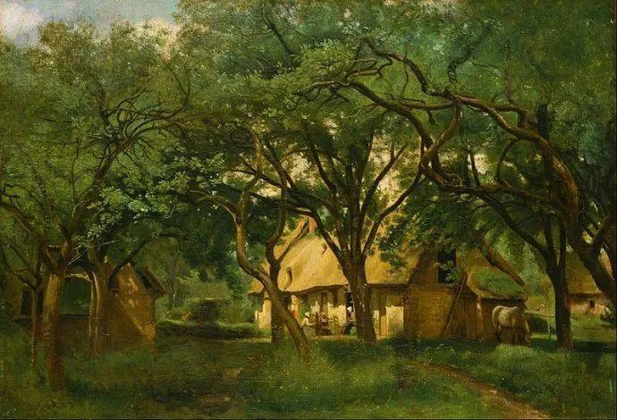 No.42 柯罗 | 法国19世纪最杰出的风景画家插图135