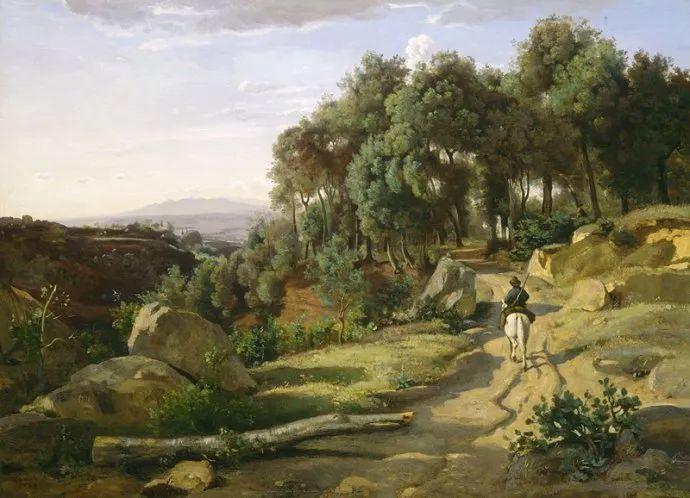 No.42 柯罗 | 法国19世纪最杰出的风景画家插图137