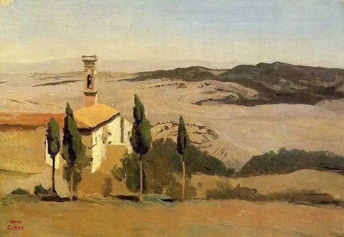 No.42 柯罗 | 法国19世纪最杰出的风景画家插图139