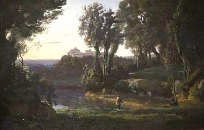 No.42 柯罗 | 法国19世纪最杰出的风景画家插图143