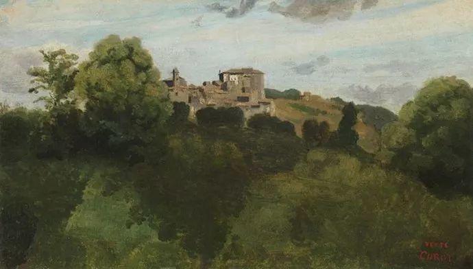 No.42 柯罗 | 法国19世纪最杰出的风景画家插图145