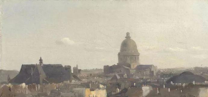 No.42 柯罗 | 法国19世纪最杰出的风景画家插图147