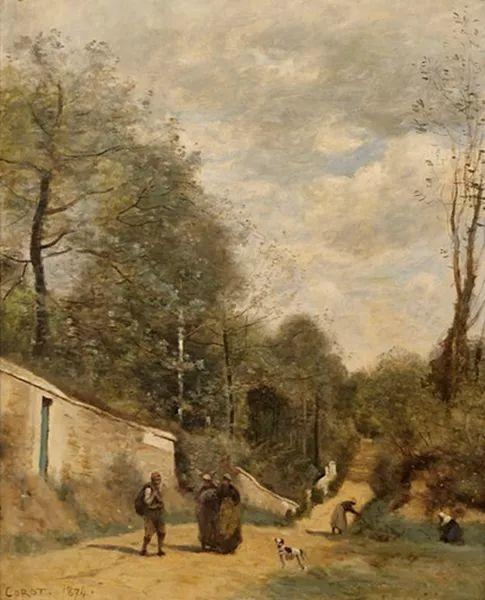 No.42 柯罗 | 法国19世纪最杰出的风景画家插图149