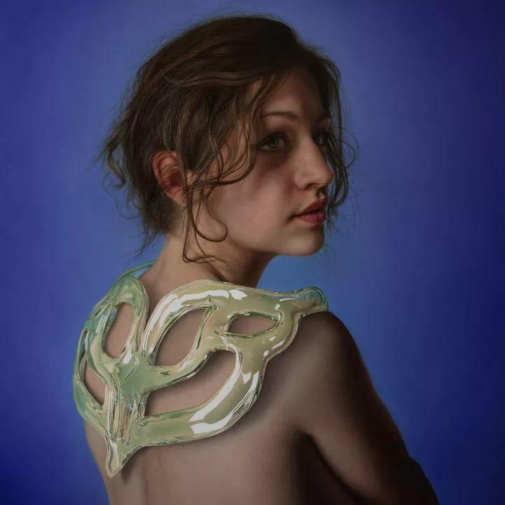 超现实的写实油画——意大利Marco Grassi插图1