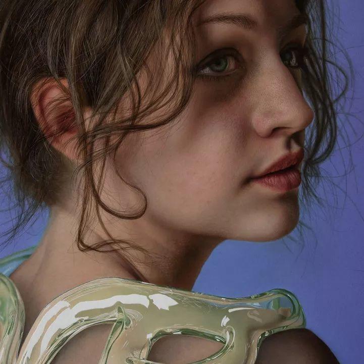 超现实的写实油画——意大利Marco Grassi插图2