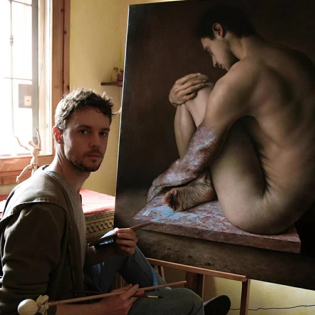 超现实的写实油画——意大利Marco Grassi插图18