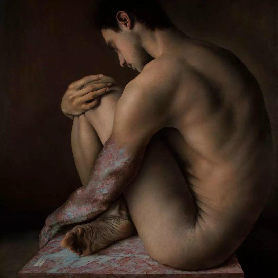 超现实的写实油画——意大利Marco Grassi插图19
