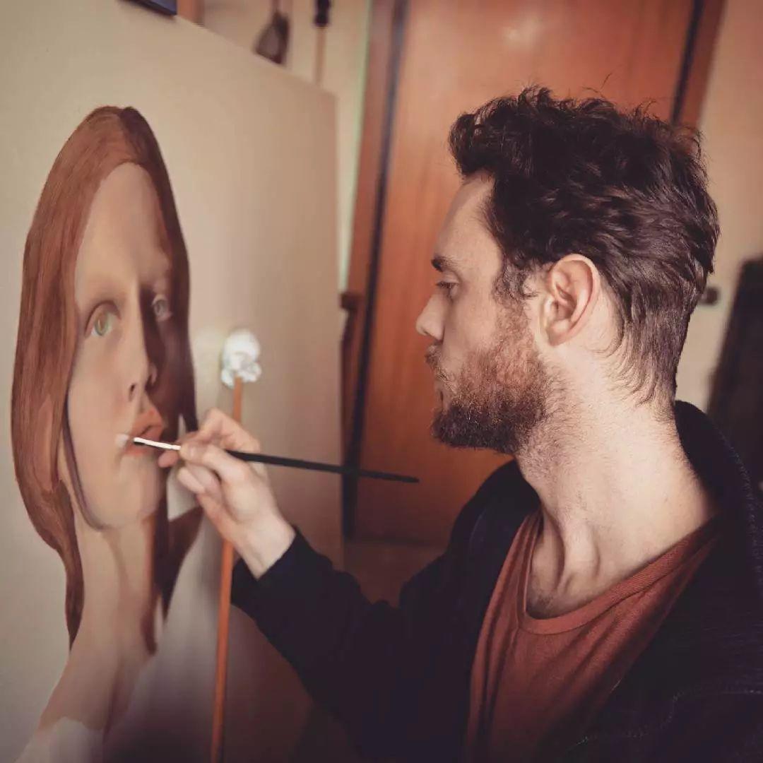 超现实的写实油画——意大利Marco Grassi插图26
