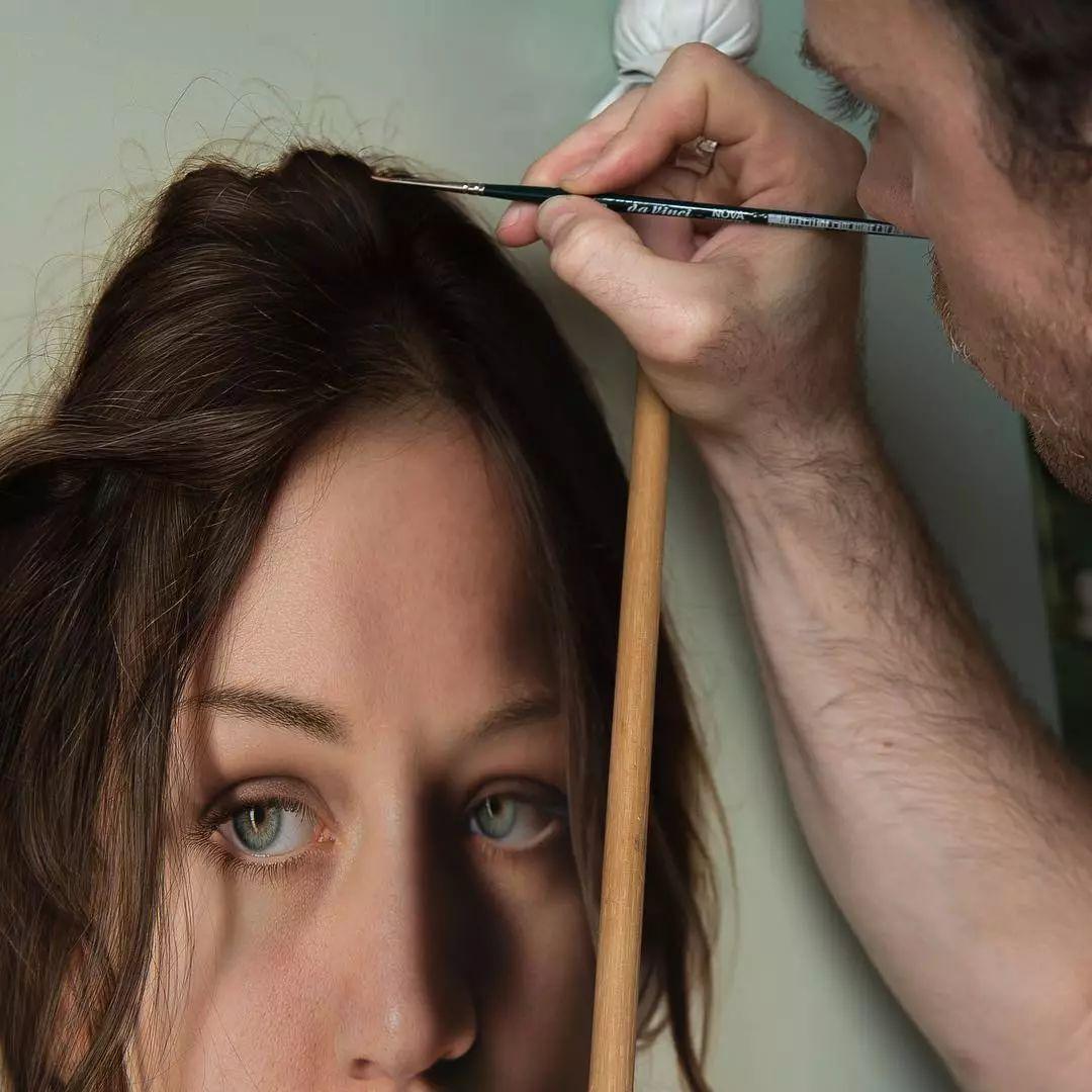 超现实的写实油画——意大利Marco Grassi插图29