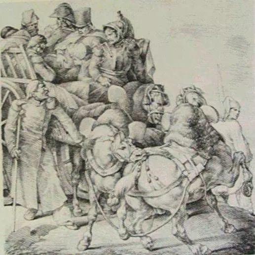 No.41 席里柯   法国浪漫主义艺术的先驱插图29