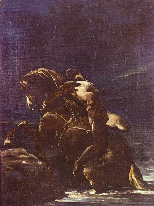 No.41 席里柯 | 法国浪漫主义艺术的先驱插图87