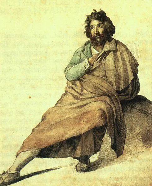 No.41 席里柯 | 法国浪漫主义艺术的先驱插图151