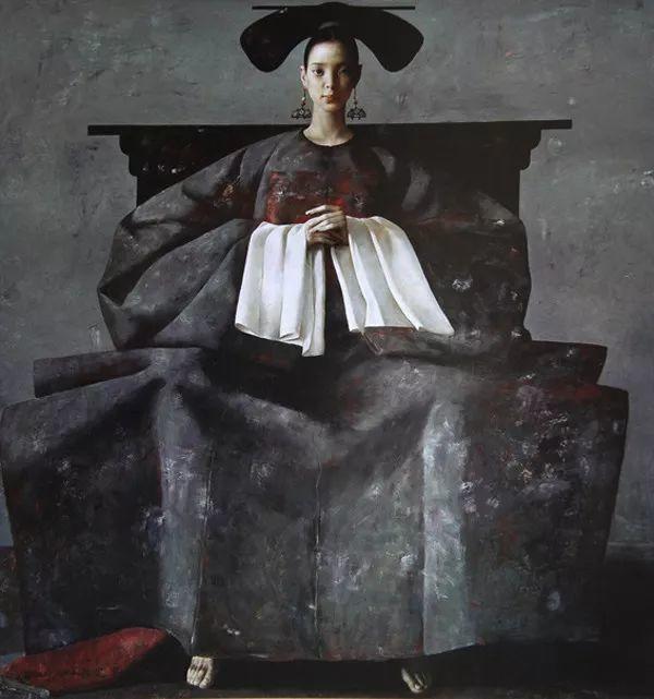 别有韵味的民国服饰女子——吕建军插图27