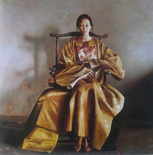 别有韵味的民国服饰女子——吕建军插图37