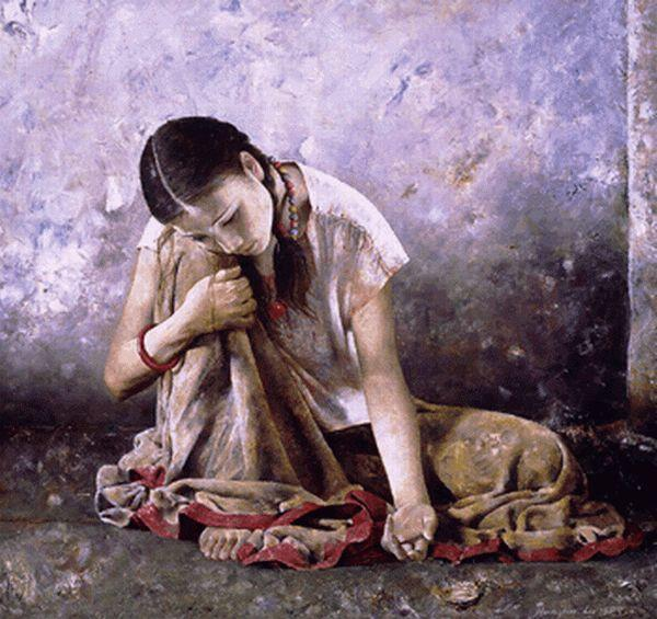 别有韵味的民国服饰女子——吕建军插图49
