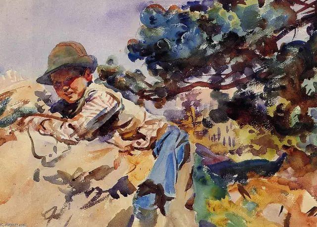 全世界最杰出的绘画大师, 却没有任何一张学校的正式文凭插图65