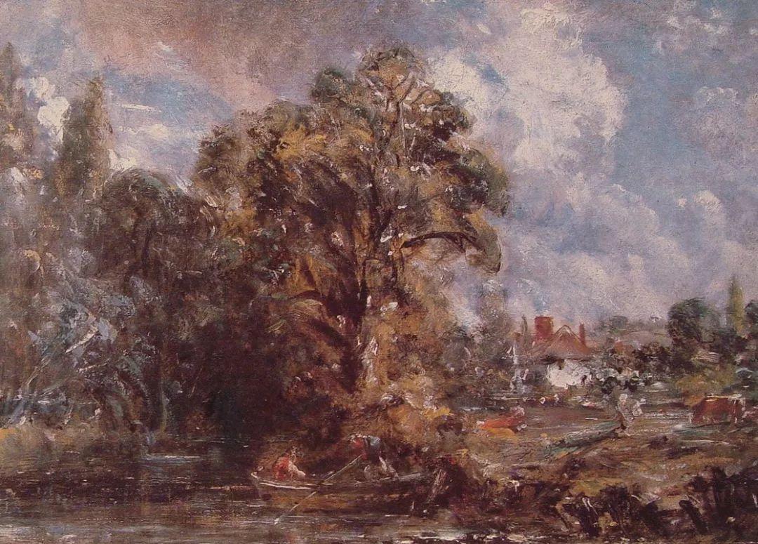 No.39 约翰·康斯特布尔 | 以风景画著称插图179