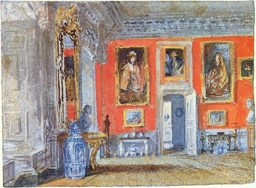 No.38 透纳   英国绘画史上的天才人物插图61