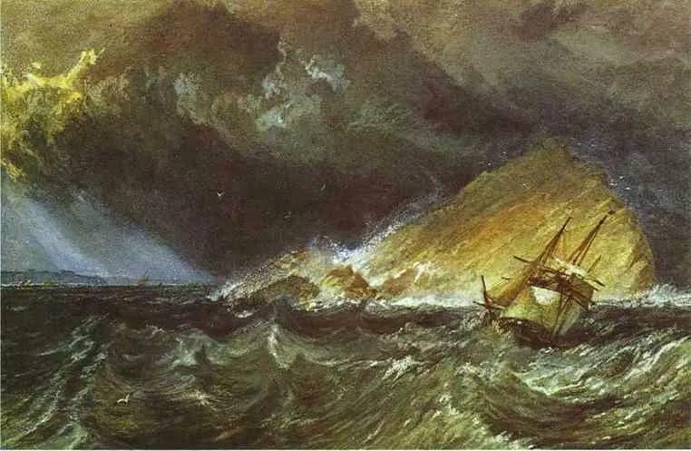 No.38 透纳   英国绘画史上的天才人物插图155