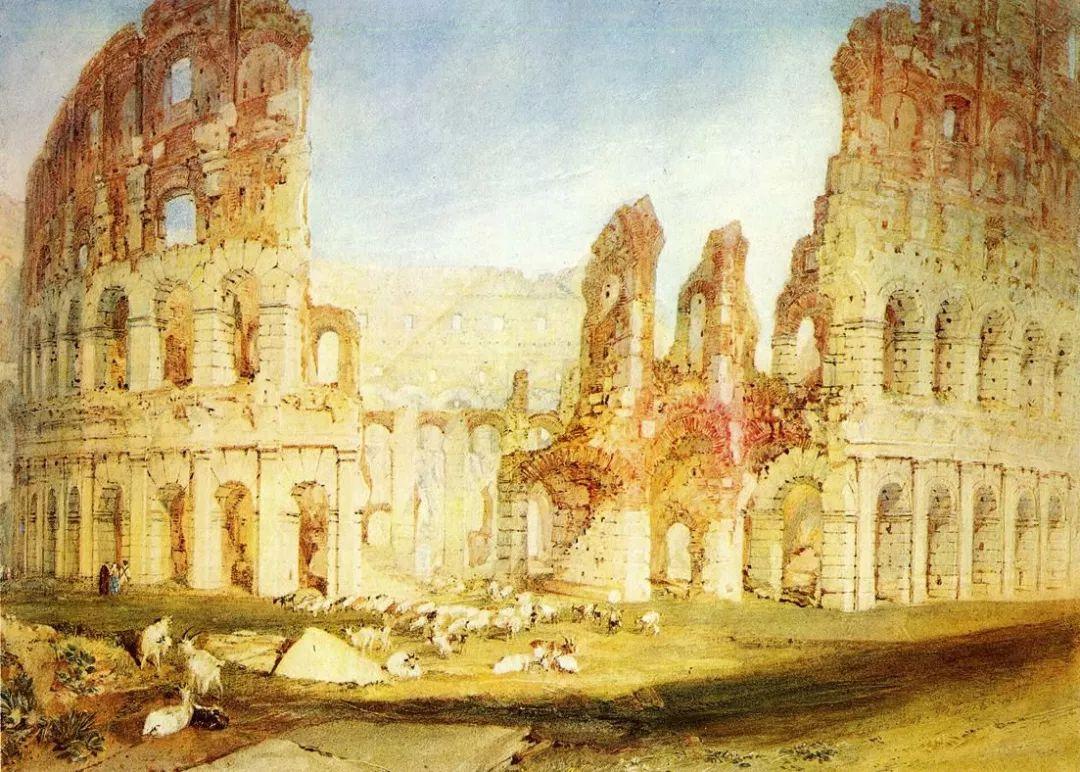 No.38 透纳   英国绘画史上的天才人物插图193