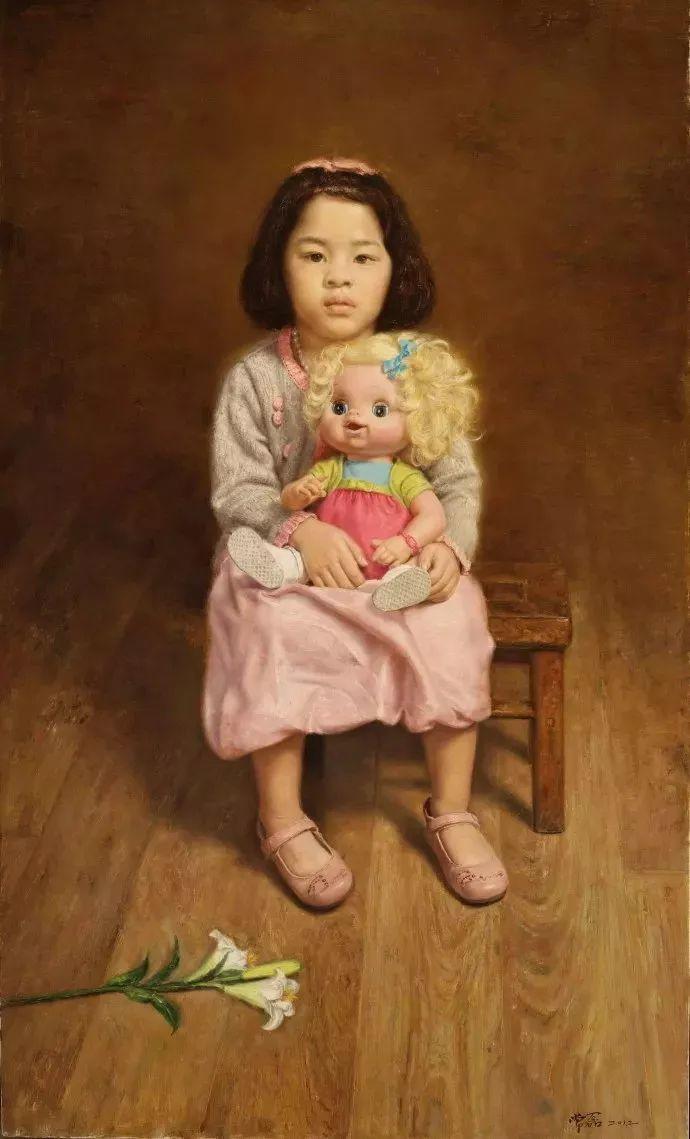油画的写实之美——常磊作品欣赏插图33