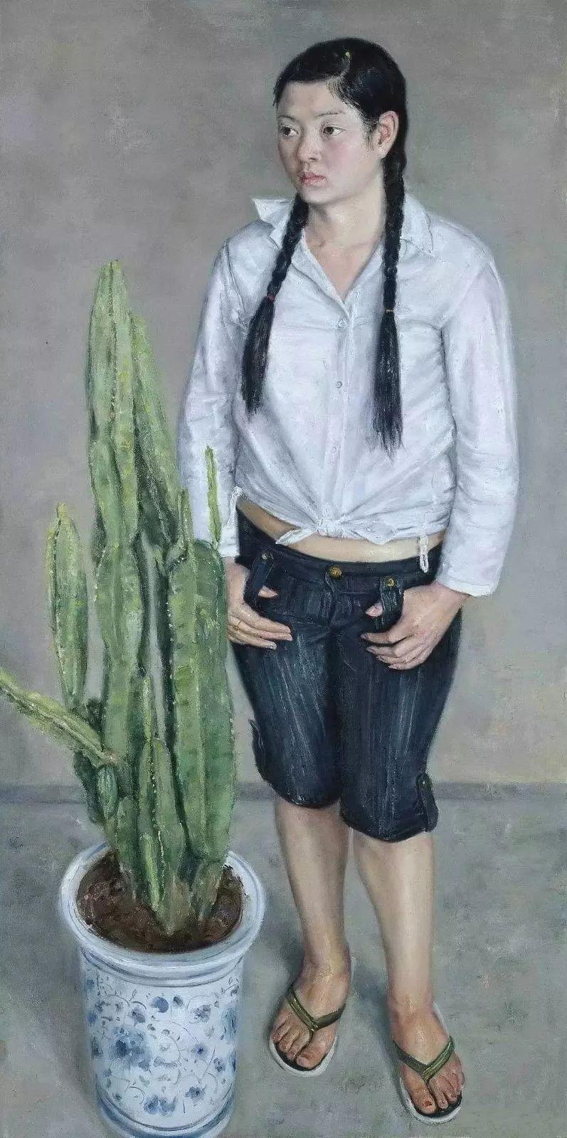 油画的写实之美——常磊作品欣赏插图35