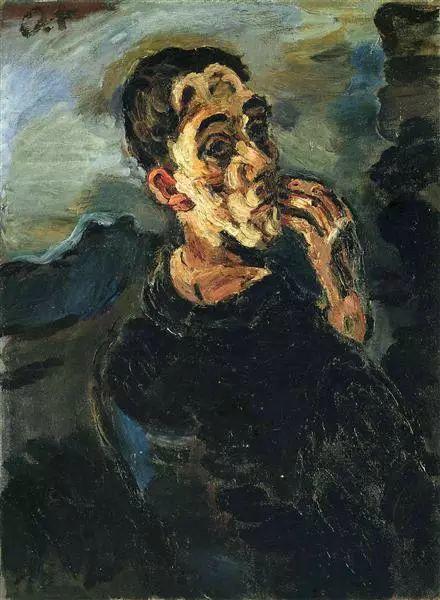 他以其强烈的表现主义肖像画和风景画而闻名插图35