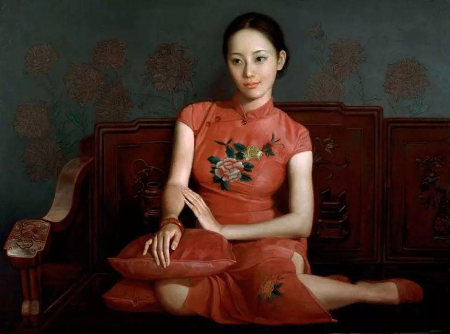 余小仪   凝聚东方思想和难舍的中国气韵插图1