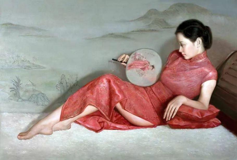 余小仪   凝聚东方思想和难舍的中国气韵插图3
