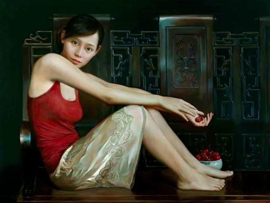 余小仪   凝聚东方思想和难舍的中国气韵插图5