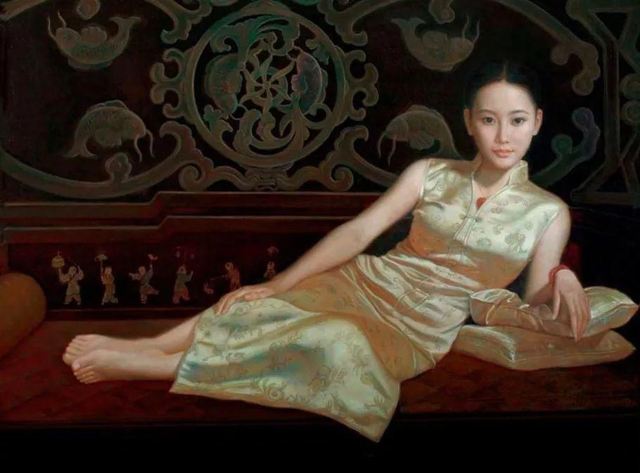 余小仪   凝聚东方思想和难舍的中国气韵插图7
