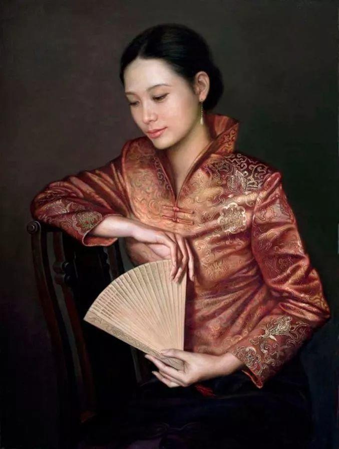 余小仪   凝聚东方思想和难舍的中国气韵插图9