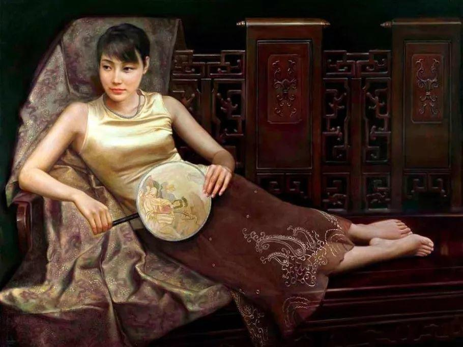 余小仪   凝聚东方思想和难舍的中国气韵插图13