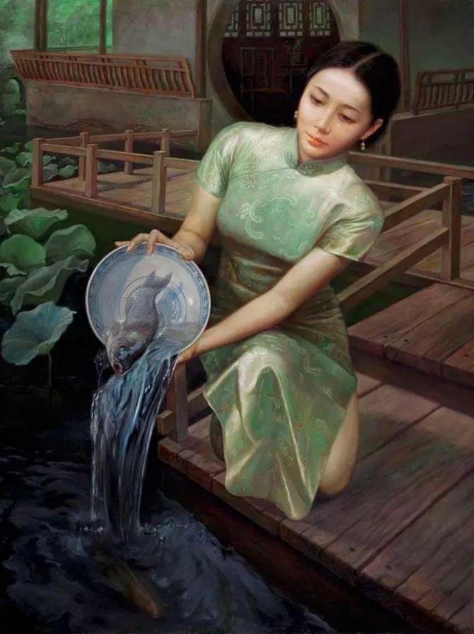 余小仪   凝聚东方思想和难舍的中国气韵插图17