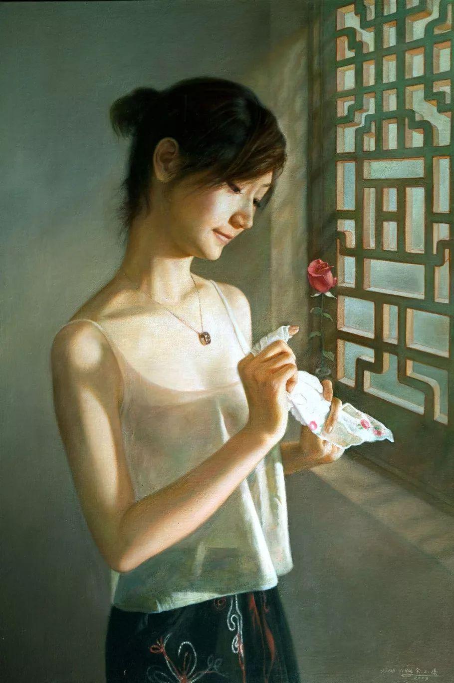 余小仪   凝聚东方思想和难舍的中国气韵插图37
