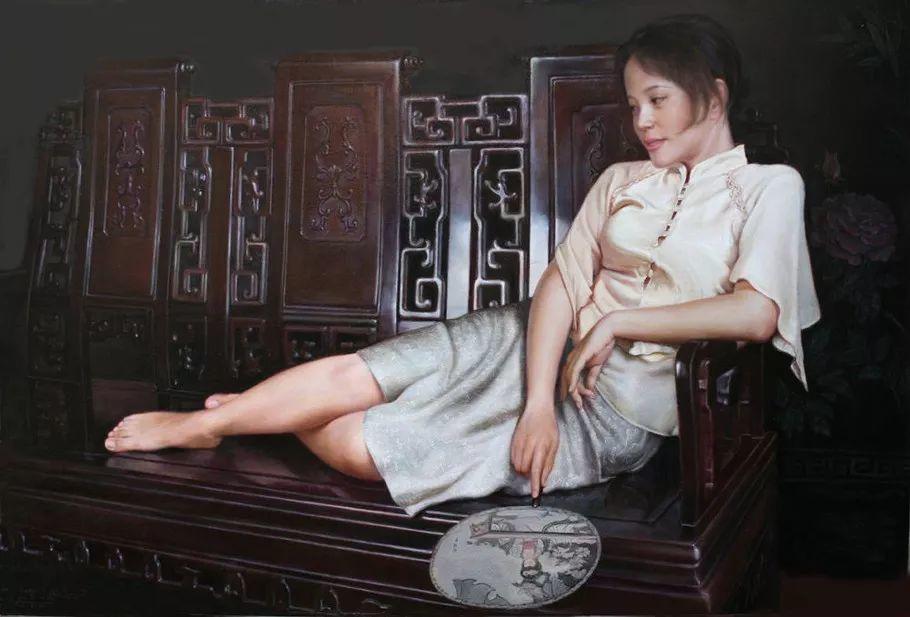 余小仪   凝聚东方思想和难舍的中国气韵插图39