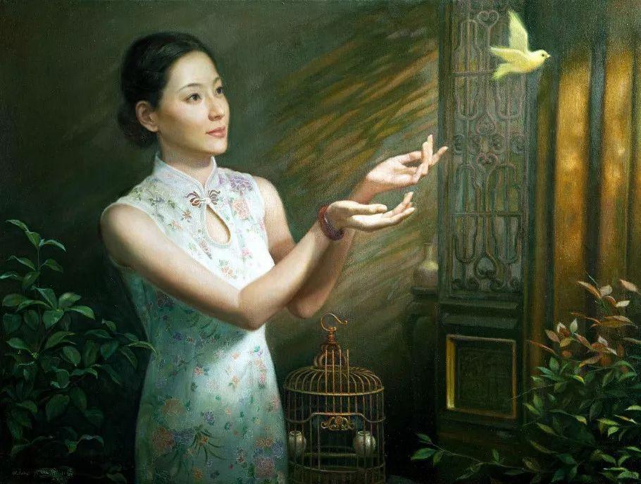 余小仪   凝聚东方思想和难舍的中国气韵插图43