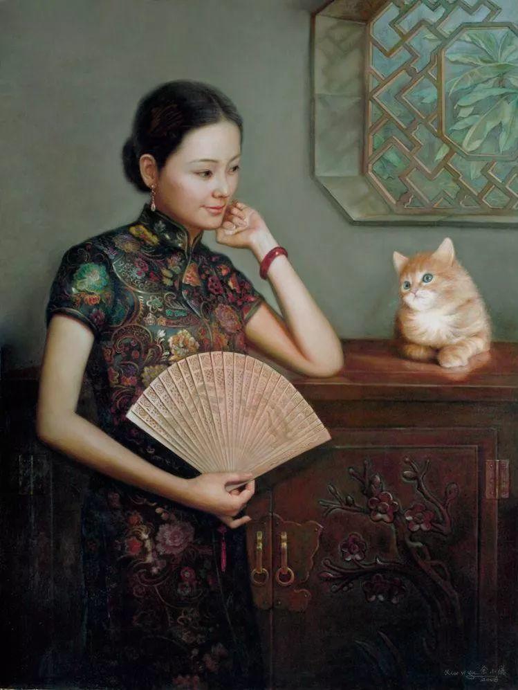 余小仪   凝聚东方思想和难舍的中国气韵插图45