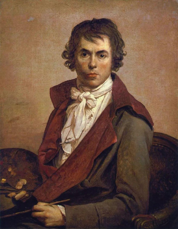 No.37 雅克·路易·大卫 | 新古典主义的开创者和奠基人插图1
