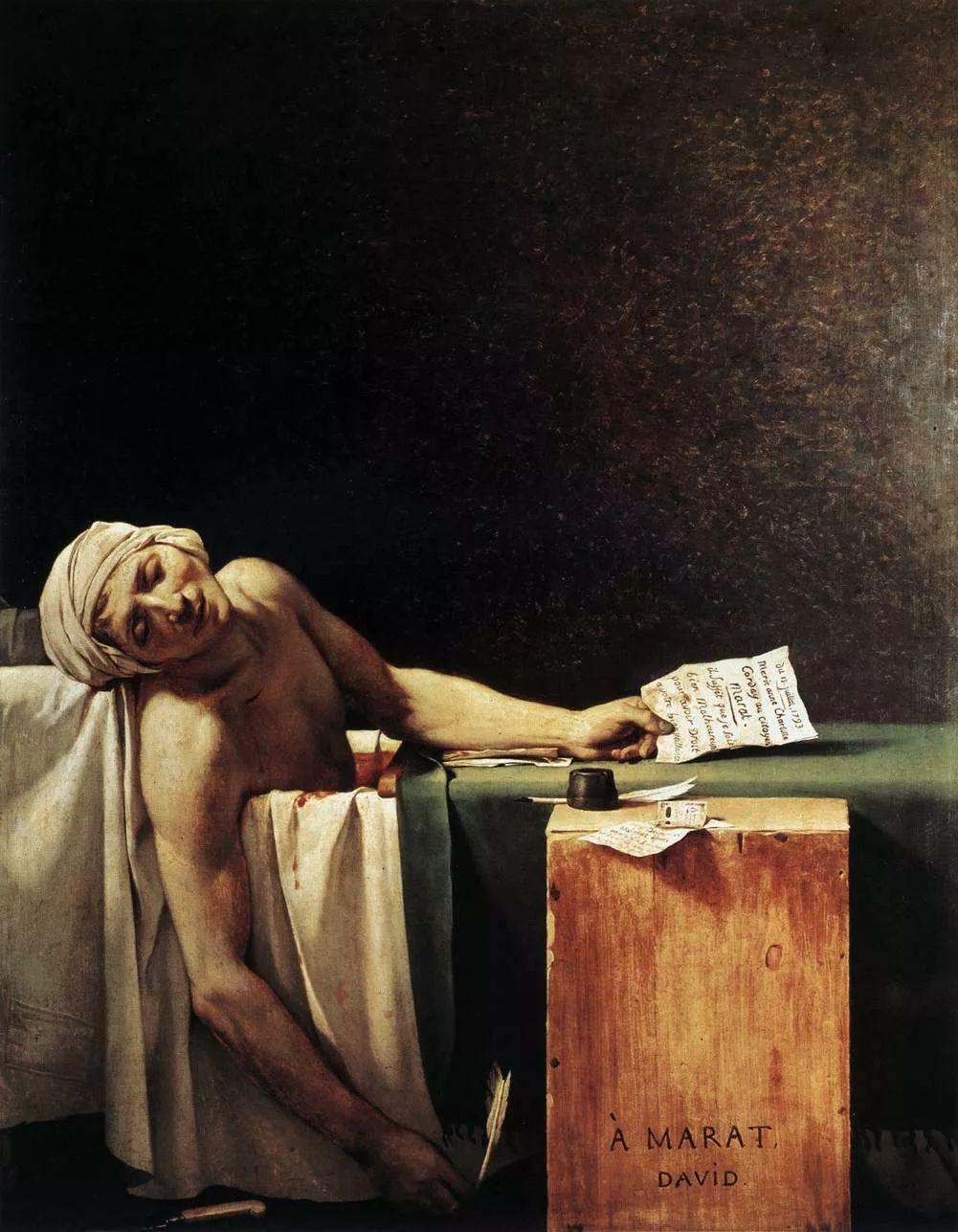 No.37 雅克·路易·大卫 | 新古典主义的开创者和奠基人插图3