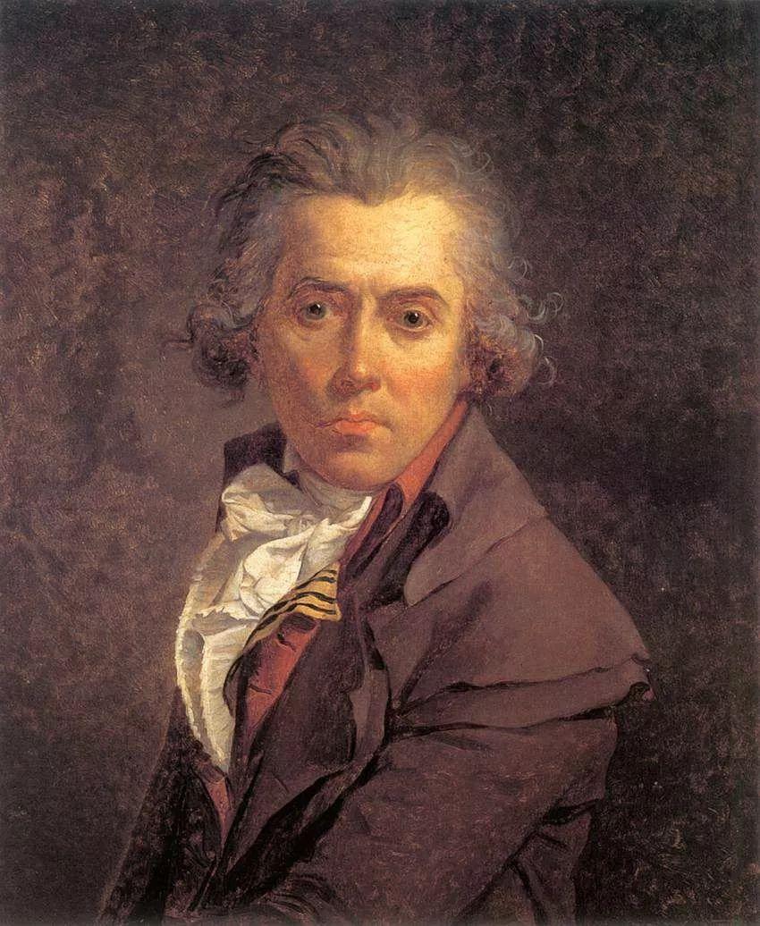 No.37 雅克·路易·大卫 | 新古典主义的开创者和奠基人插图79