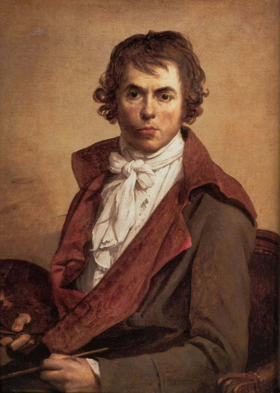 No.37 雅克·路易·大卫 | 新古典主义的开创者和奠基人插图87