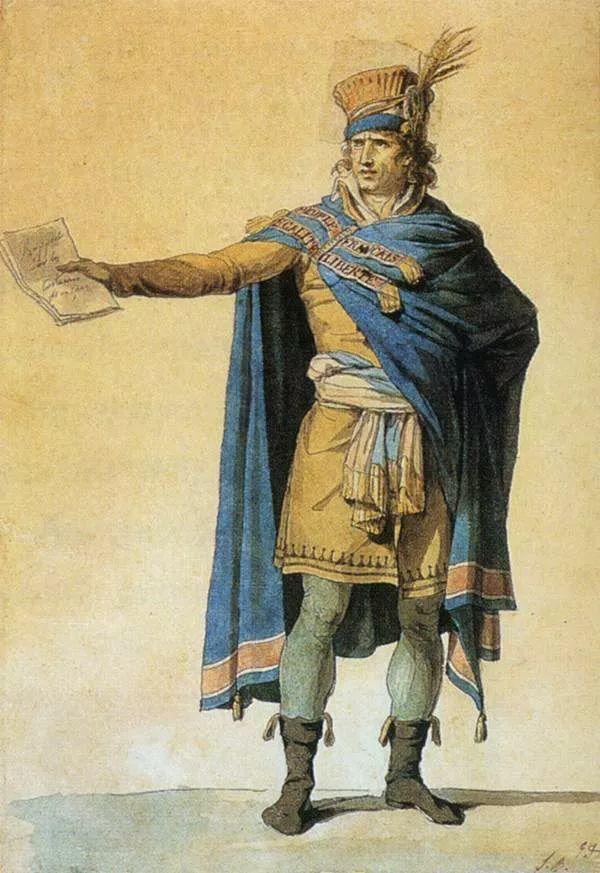 No.37 雅克·路易·大卫 | 新古典主义的开创者和奠基人插图89