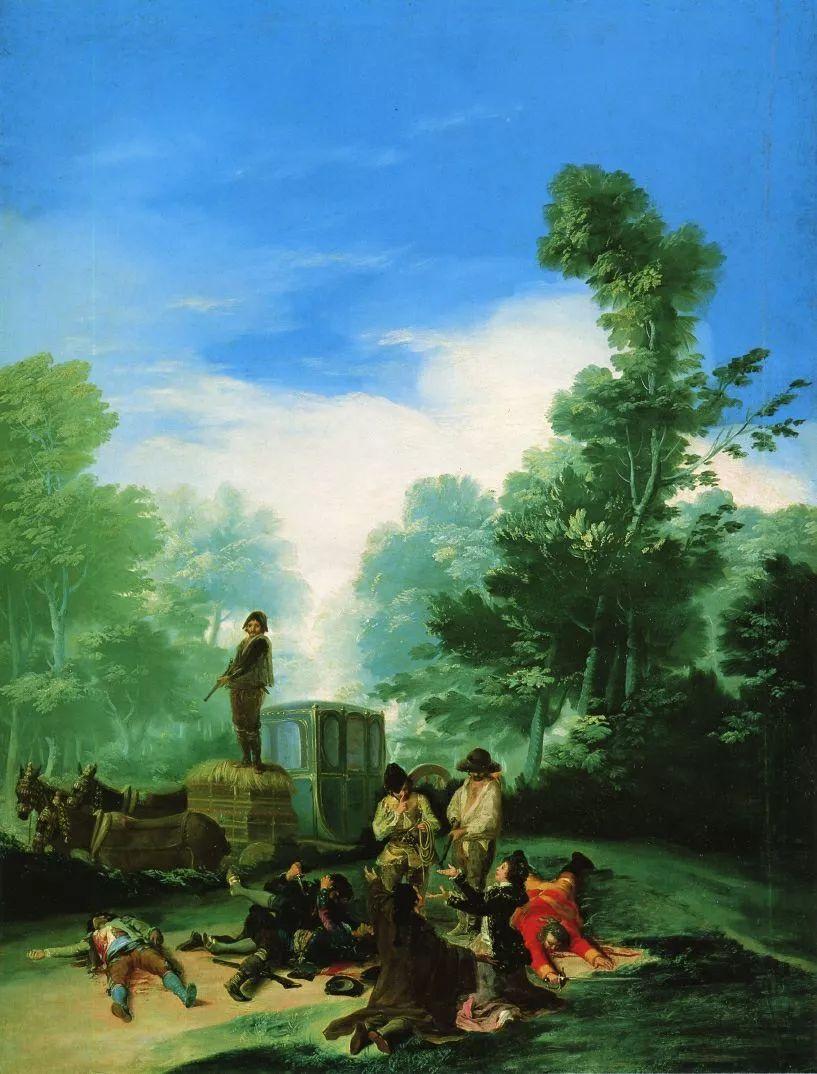 No.36 弗朗西斯科·戈雅 | 开拓浪漫主义艺术的先驱插图151